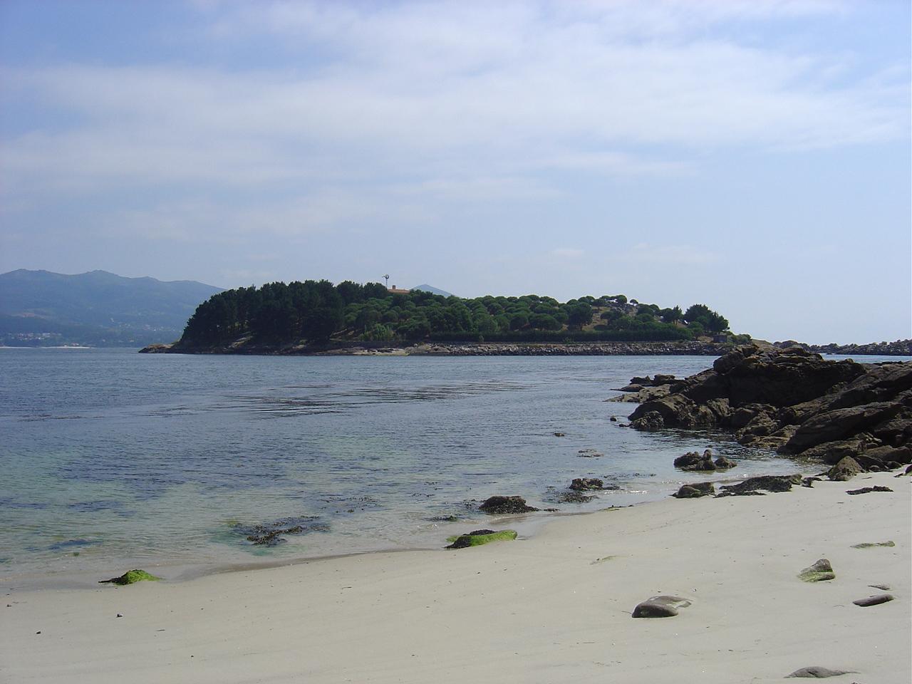 Playa Uhía