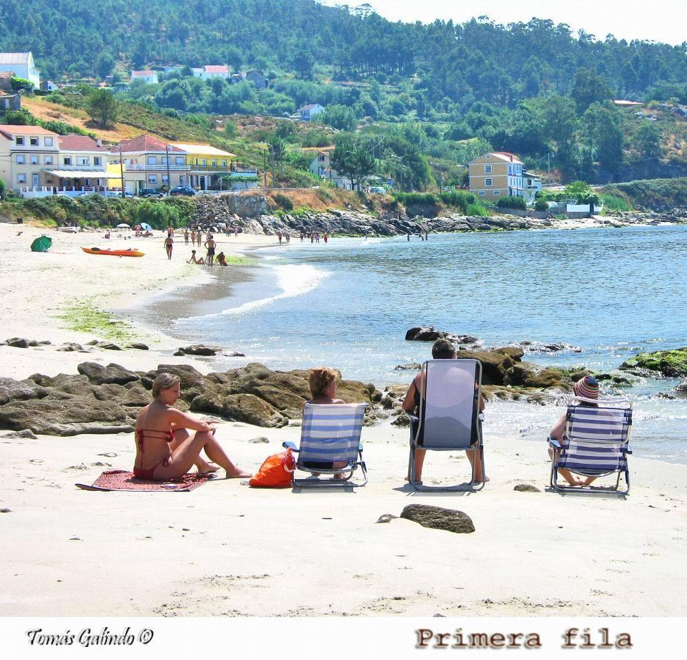 Foto playa Somorto. Primera-fila