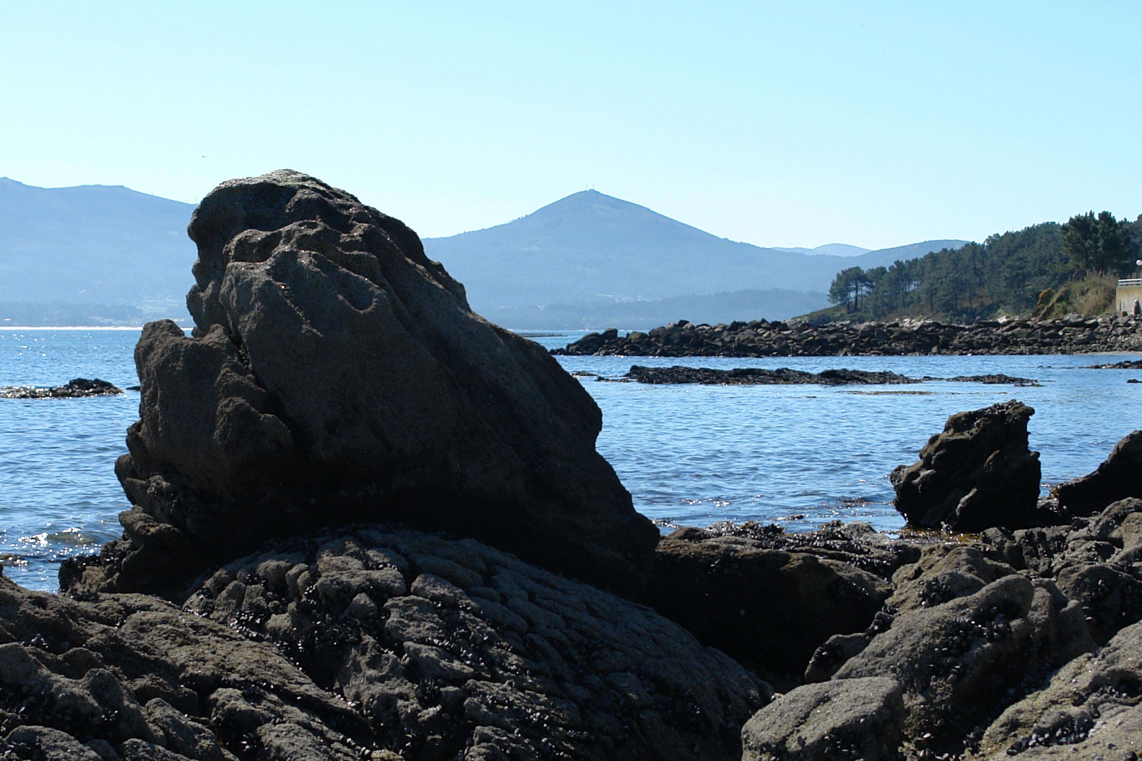 Foto playa Raimundo / Raimúndez. plaia de agrocobo