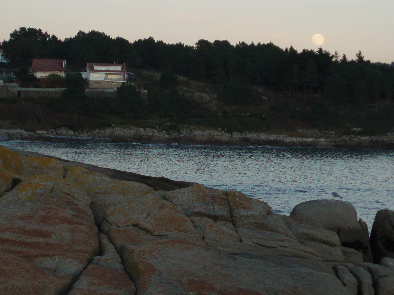 Foto playa Porto Cabanas. Fontenla