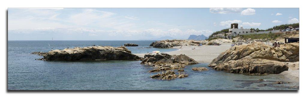 Foto playa Punta Chullera / Chullera. Panoramica