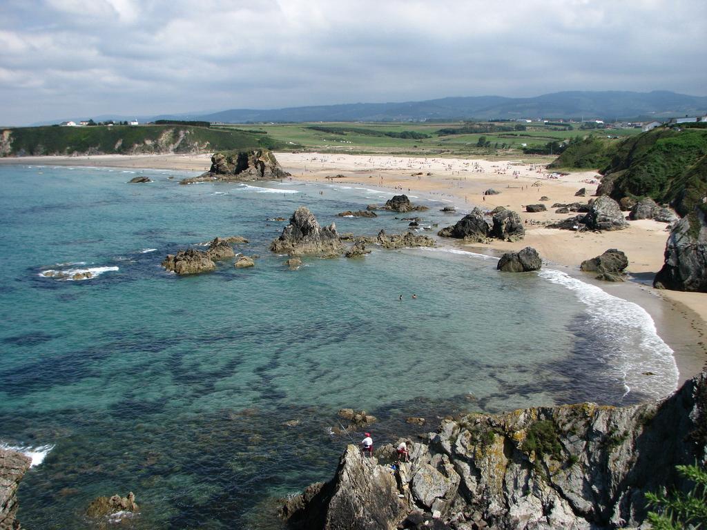 Foto playa Salgueiro. Playa Peñaronda