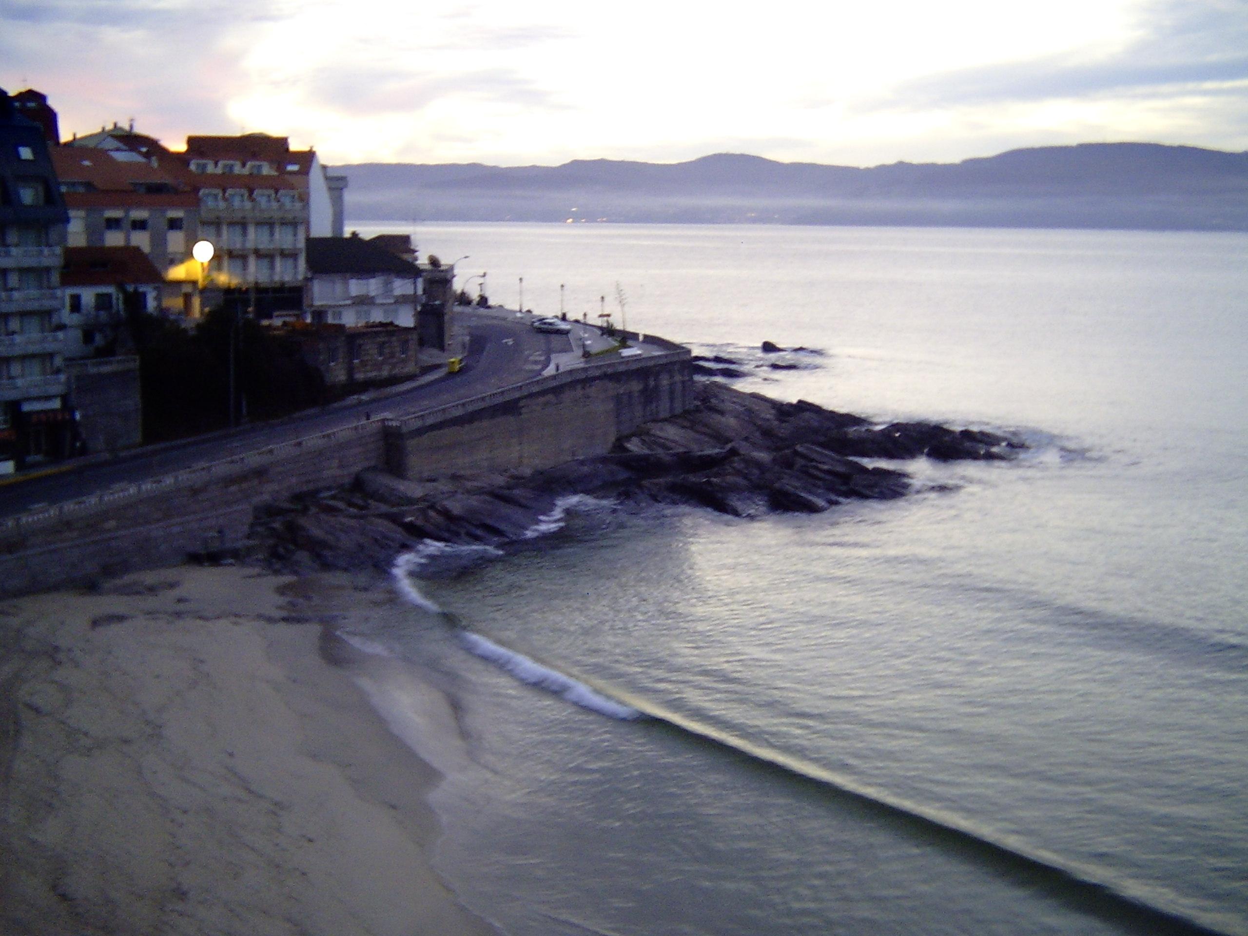 Playa Bornalle / de Abelleira