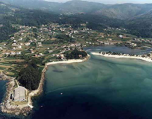 Foto playa Liñares. abelleira04