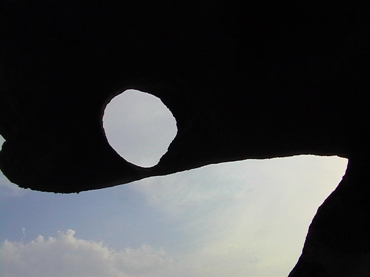 Foto playa Fogareiro. monte Louro rock dancer