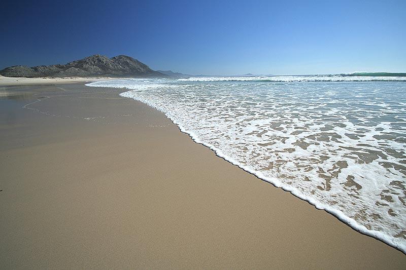 Foto playa Area Maior / Louro. Area Maior