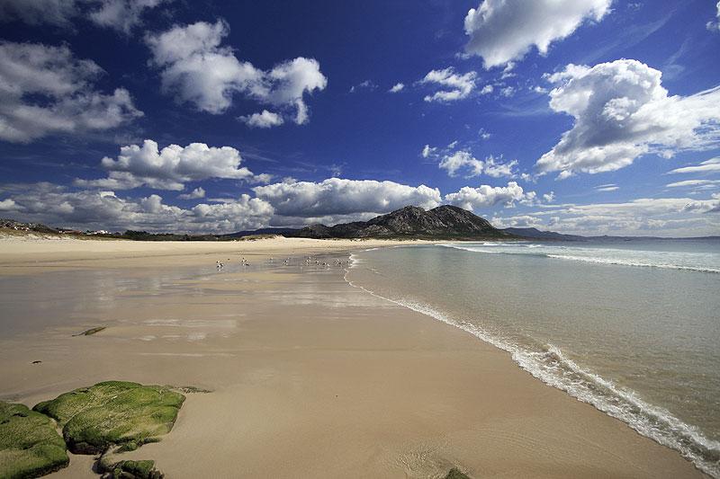 Foto playa Area Maior / Louro. Ancoradoiro