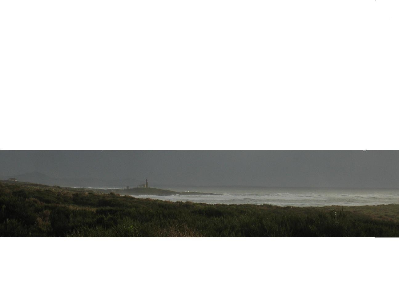 Foto playa Sureseco / Reseco. faro lariño