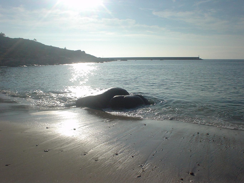 Foto playa Mar de Lira. Playa de Lira