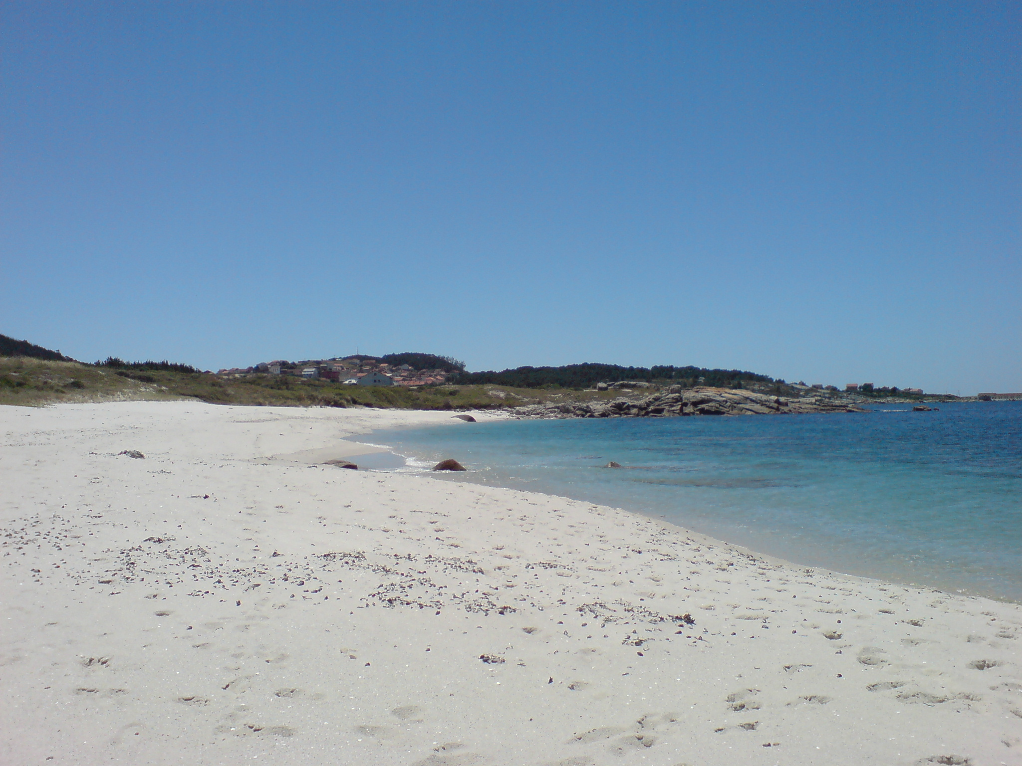 Foto playa Mar de Lira. Preciosa playa en Carnota