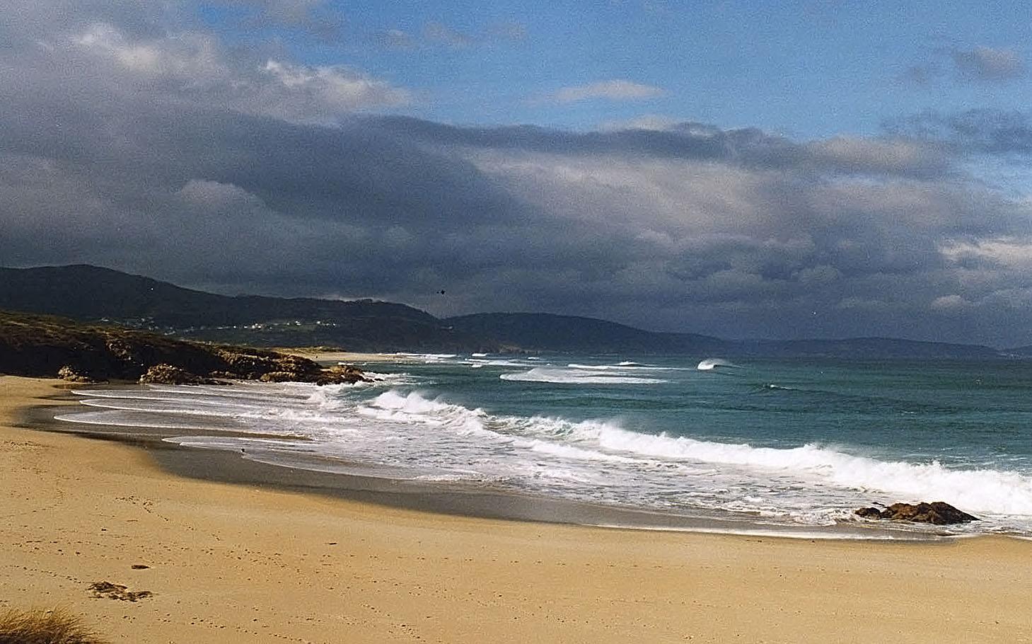 Foto playa Cons. Carnota (coruña)