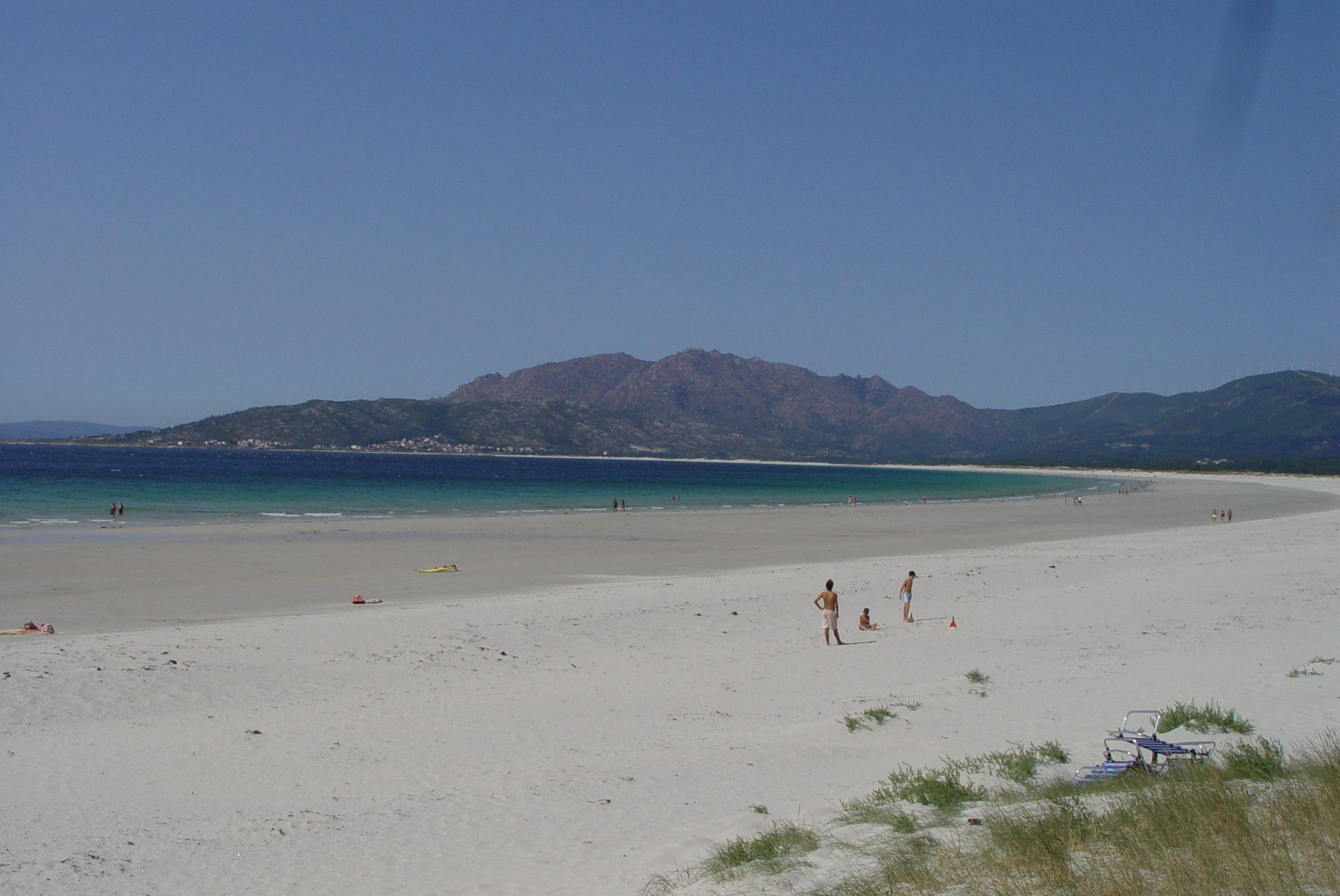 Foto playa Cons. Praia da Carnota