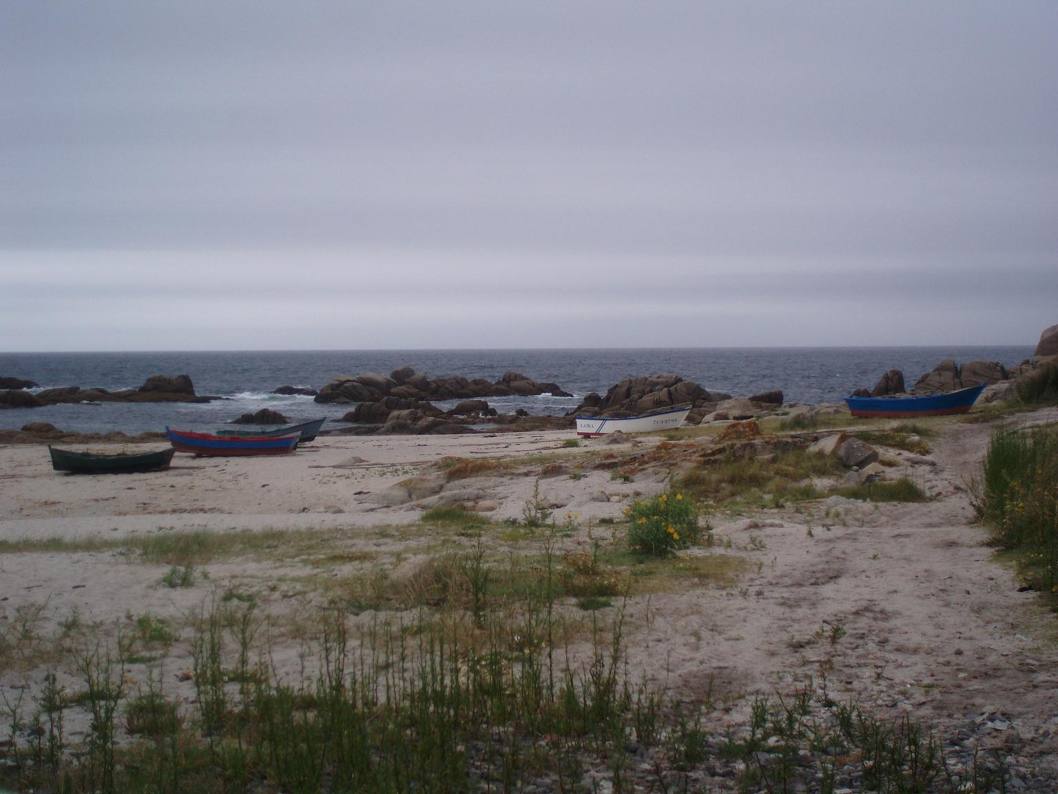 Foto playa Insuela. Insuela. Panchés