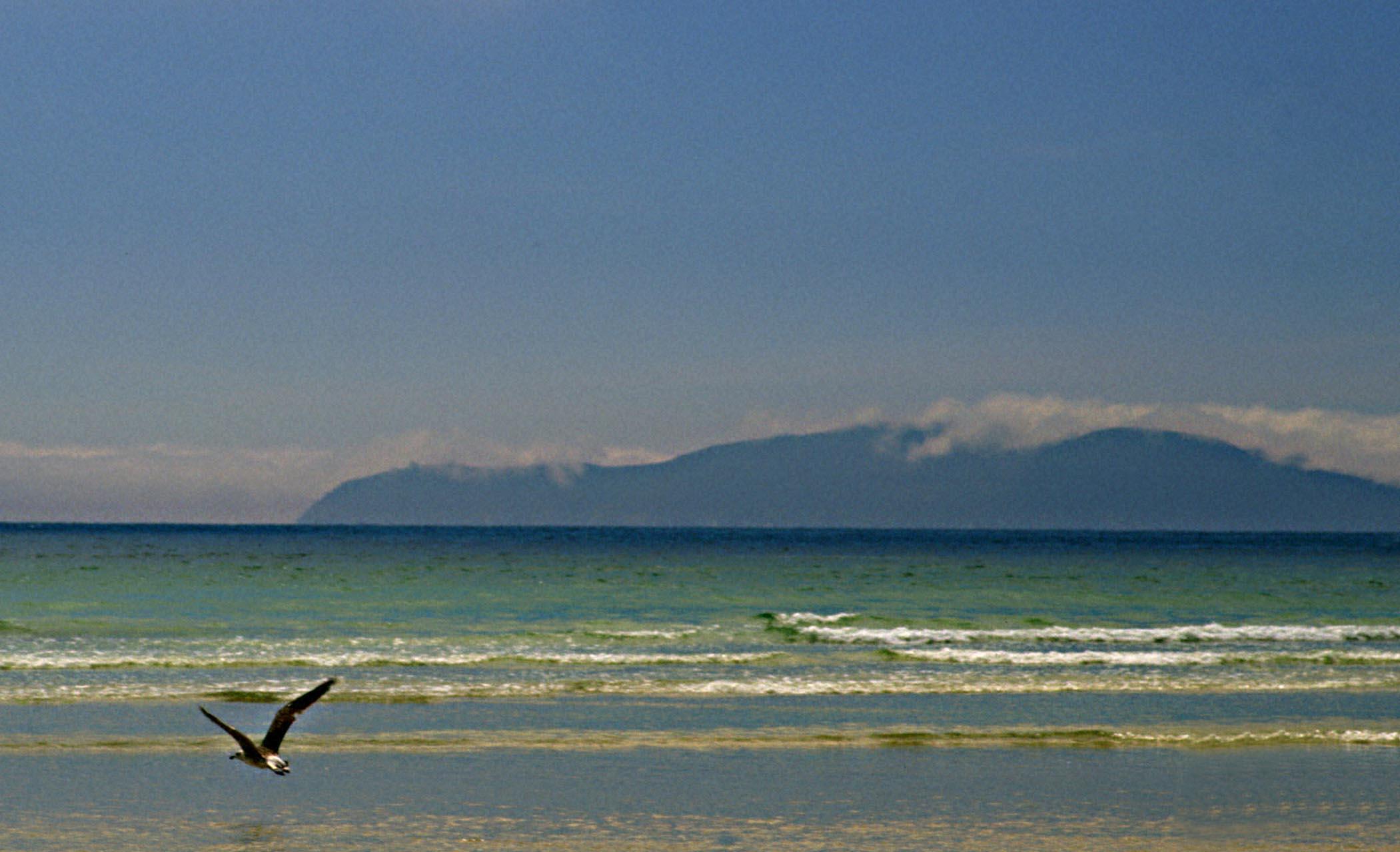 Foto playa San Pedro / Playa de O Pindo. Playa del Pindo