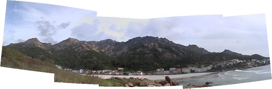 Foto playa San Pedro / Playa de O Pindo. O Pindo