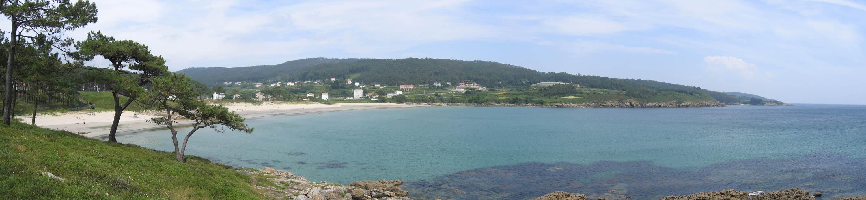 Foto playa Estorde. Estorde beach (Estorde - Cée - A Coruña)