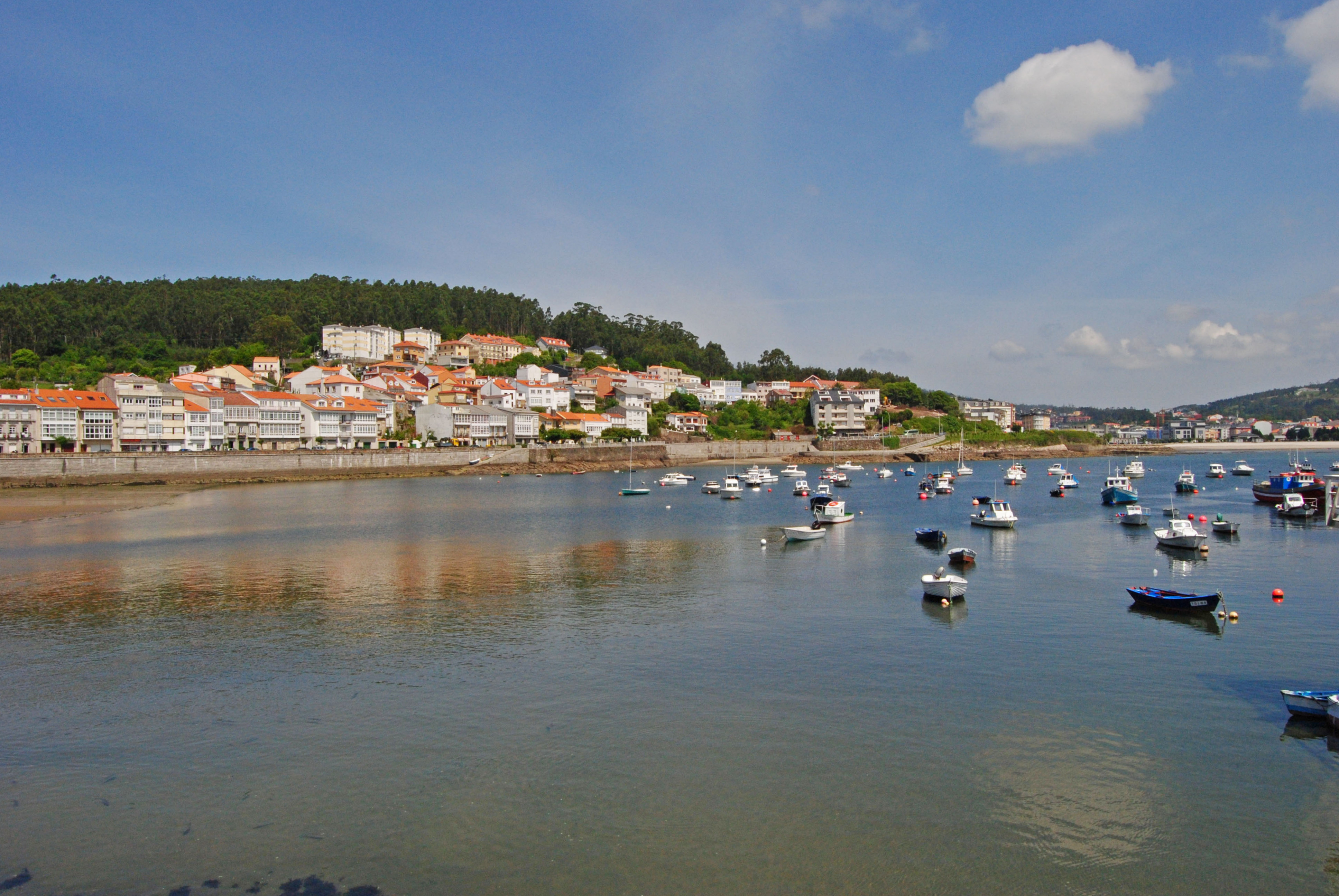 "Foto playa Quenxe / Corcubión. CORCUBIÃ""N - A Coruña"