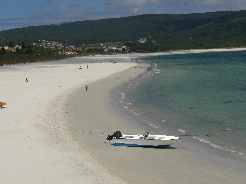 Foto playa Langosteira. Playa de Langosteira