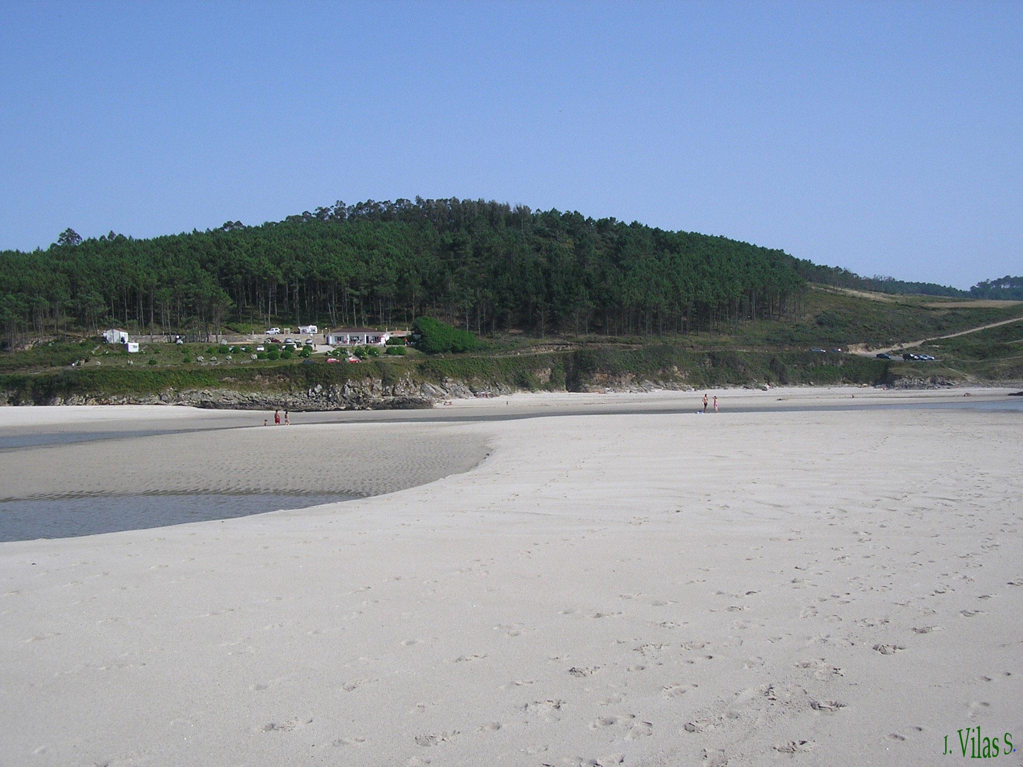 Foto playa Nemiña. Playa de Nemiña