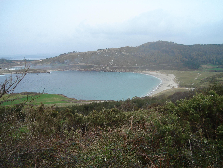 Foto playa Lourido.