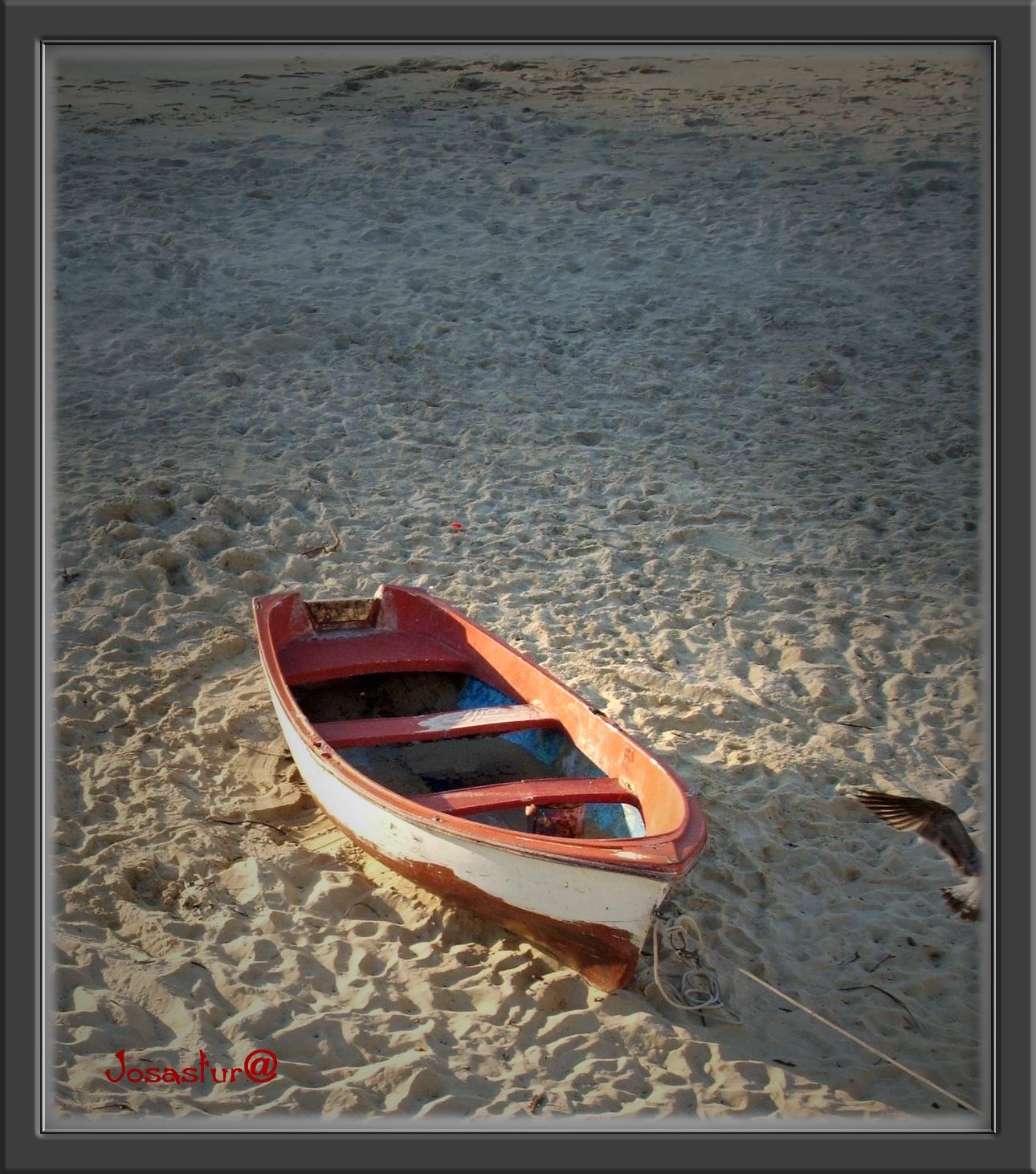 Foto playa Loureiro. Bueu ( Pontevedra )