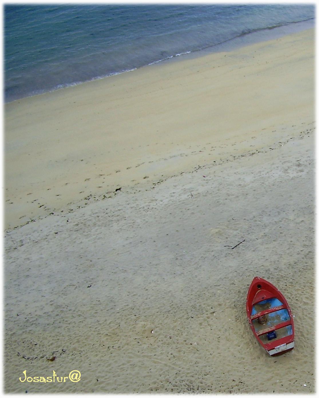 Foto playa Loureiro. Soledád,,,,,,Bueu ( Pontevedra )