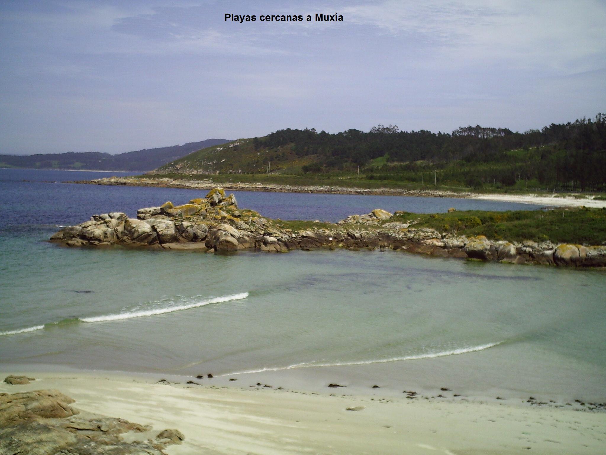 Foto playa O Coto. Muxía