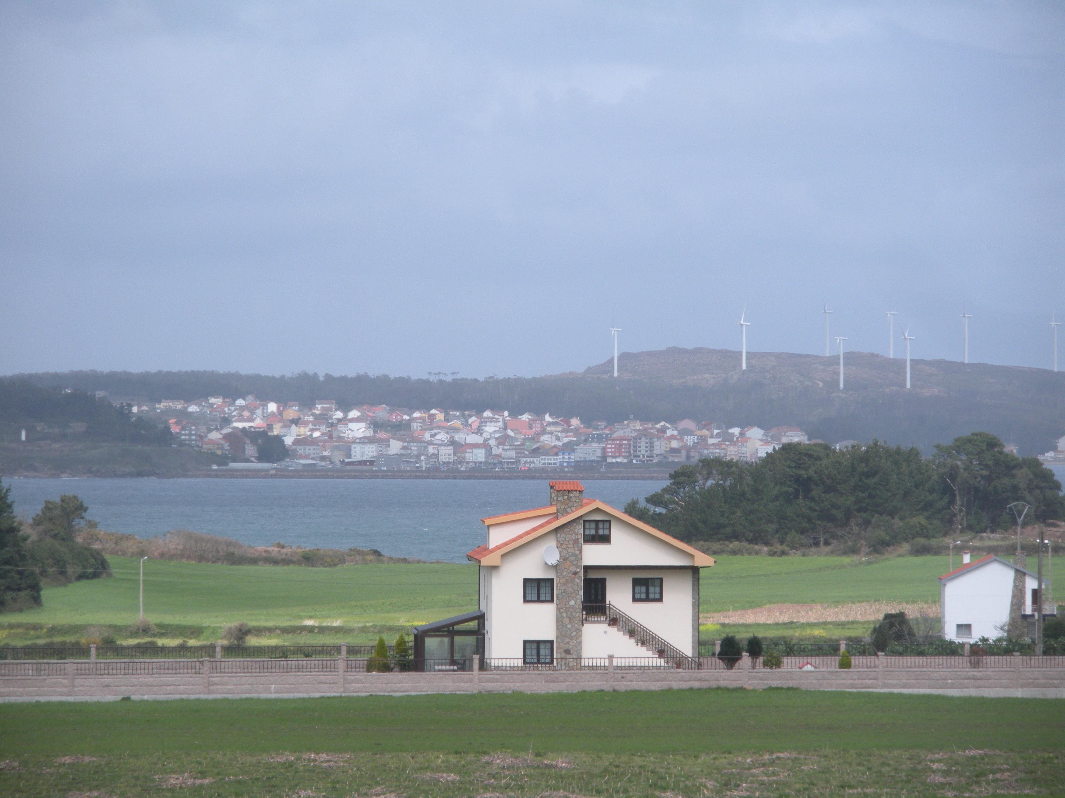 Foto playa As Raias.