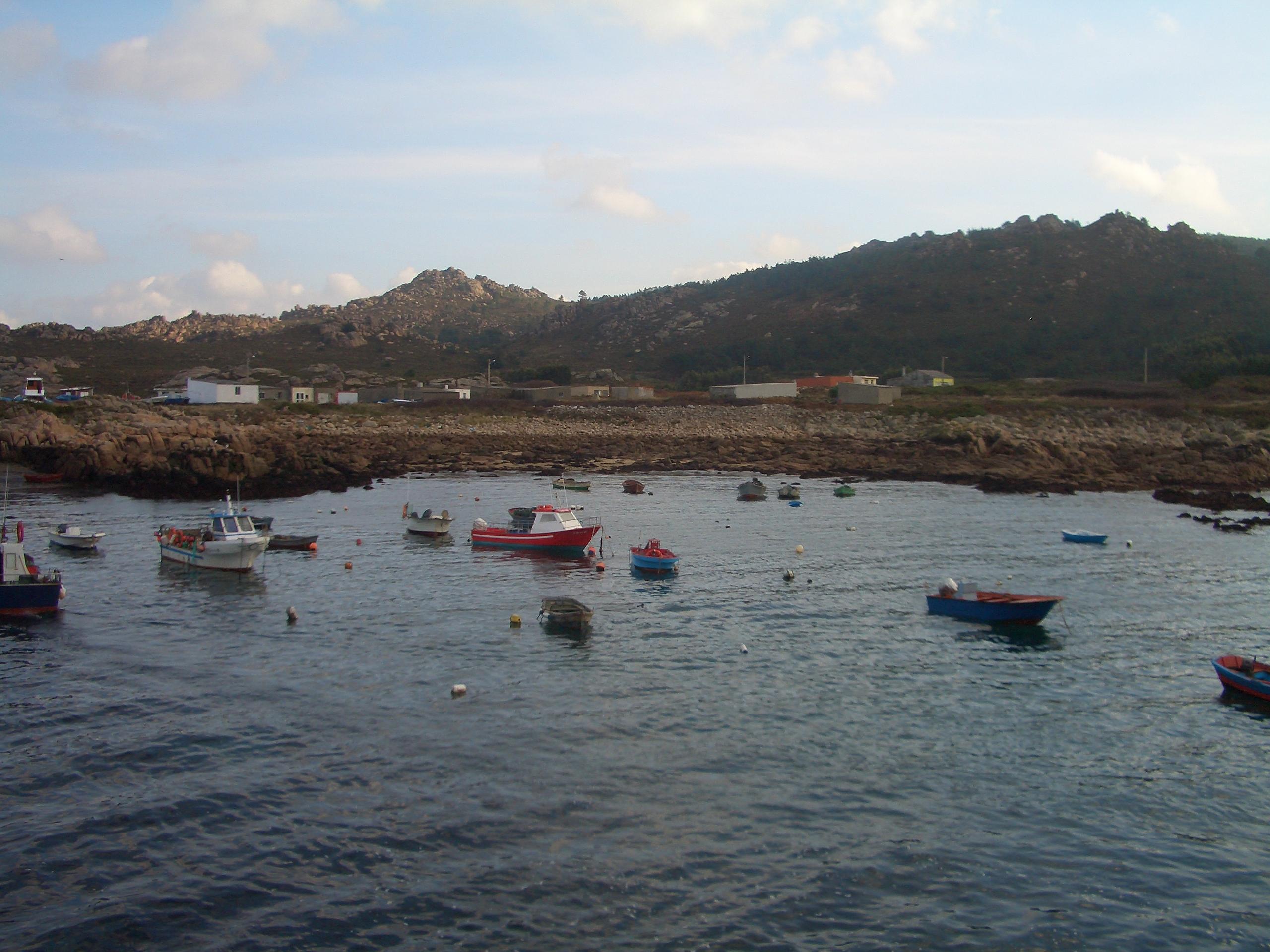 Playa Ribeira do Carro / Fabregas / Os Castros - Gavioteira