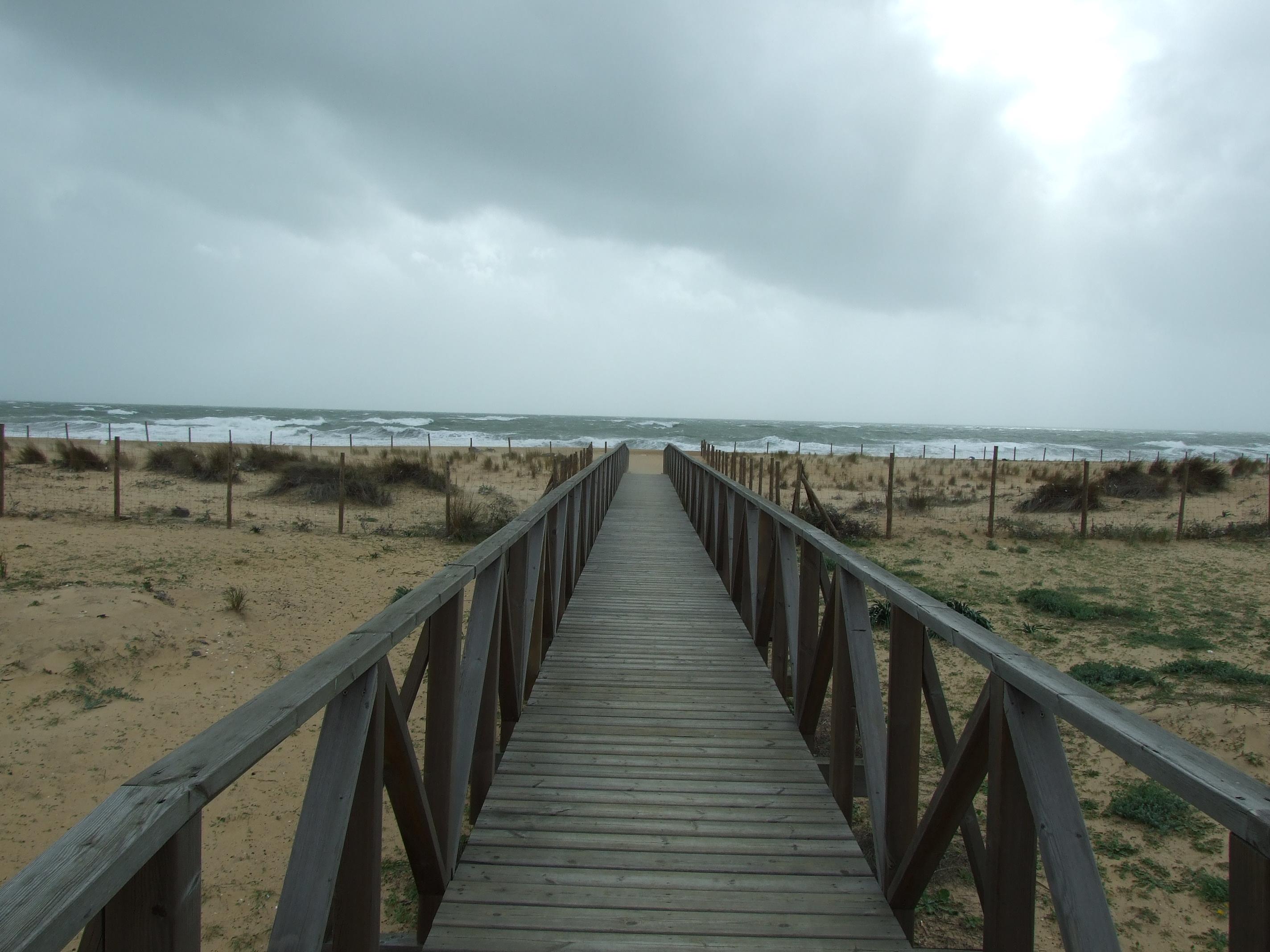 Foto playa Espigón. PUNTA UMBRIA