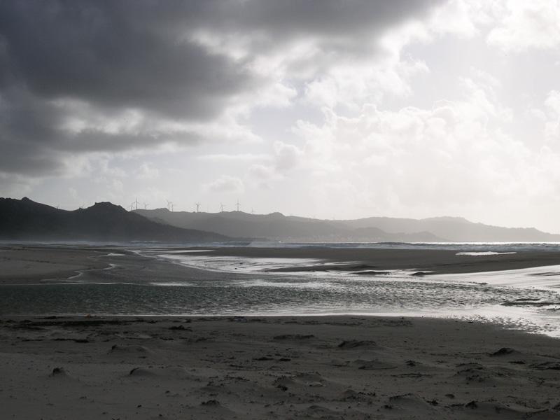 Foto playa Area Longa / Area Grande. Cabo Vilán