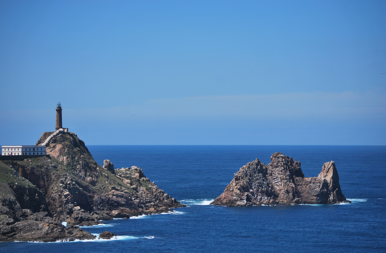 Foto playa Area Longa / Area Grande. Cabo Vilán. Camariñas