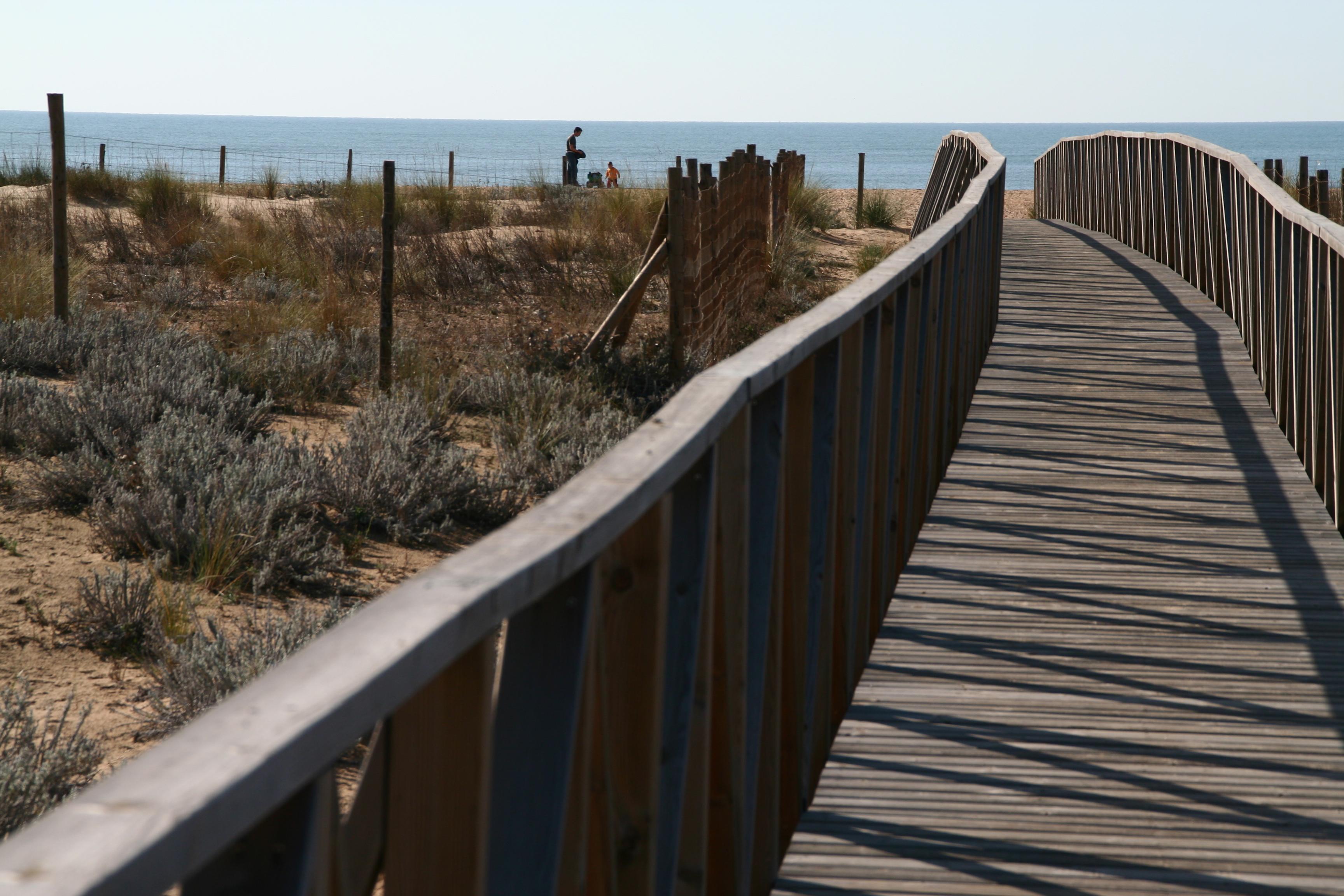Foto playa Espigón. playa del espigón