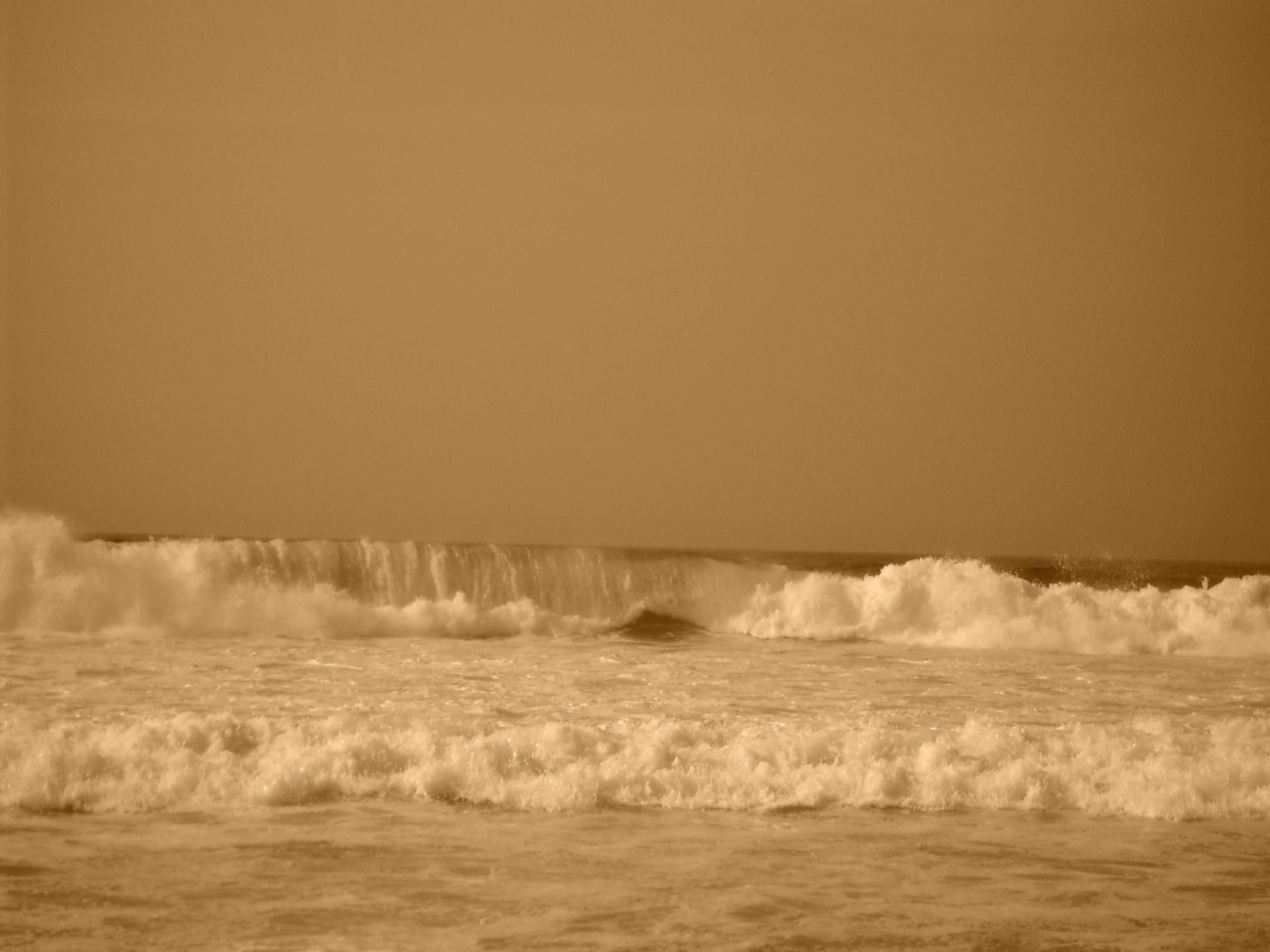 Foto playa Traba. Mar en Traba