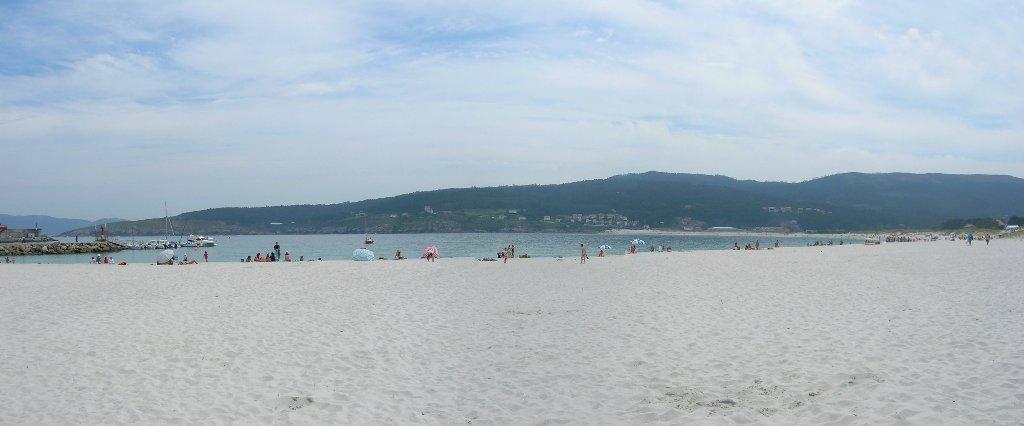 Foto playa Laxe. (MG) Praia Laxe, Costa da Morte, A Coruña