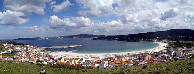 Foto playa Laxe. Villa de Laxe