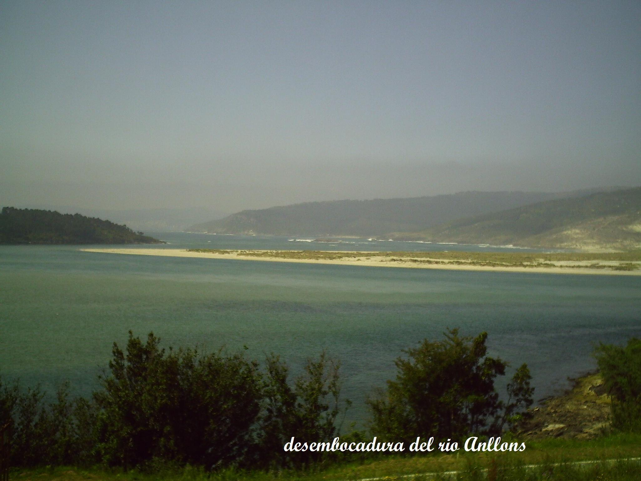 Foto playa A Orixeira / A Urixeira. Ria de Corme e Laxe