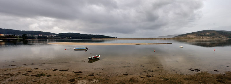 Foto playa Barra do Medio. Cabana de Bergantiños