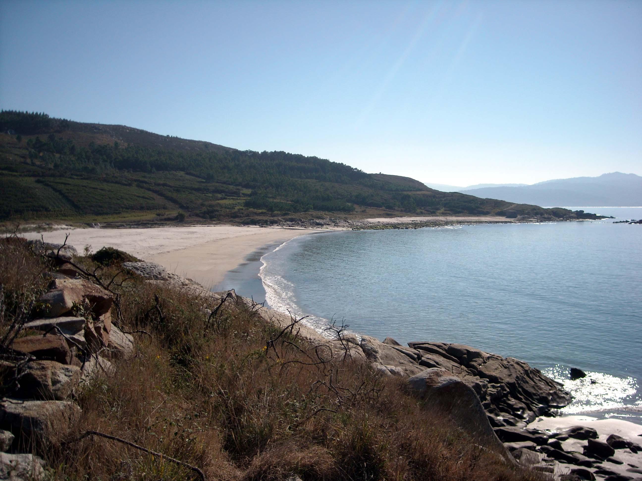 Playa A Hermida