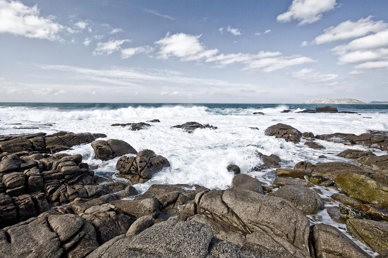 Foto playa Barizo. Barizo