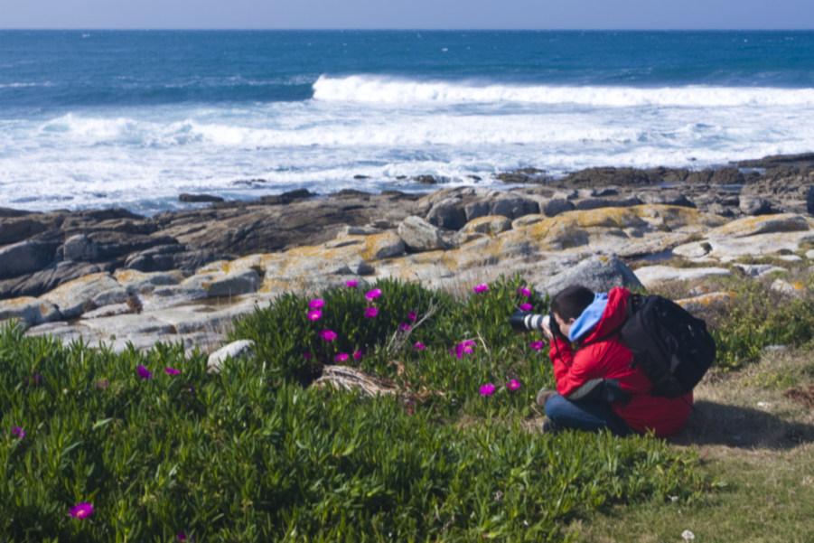 Foto playa Barizo. Cazadores (1/9)