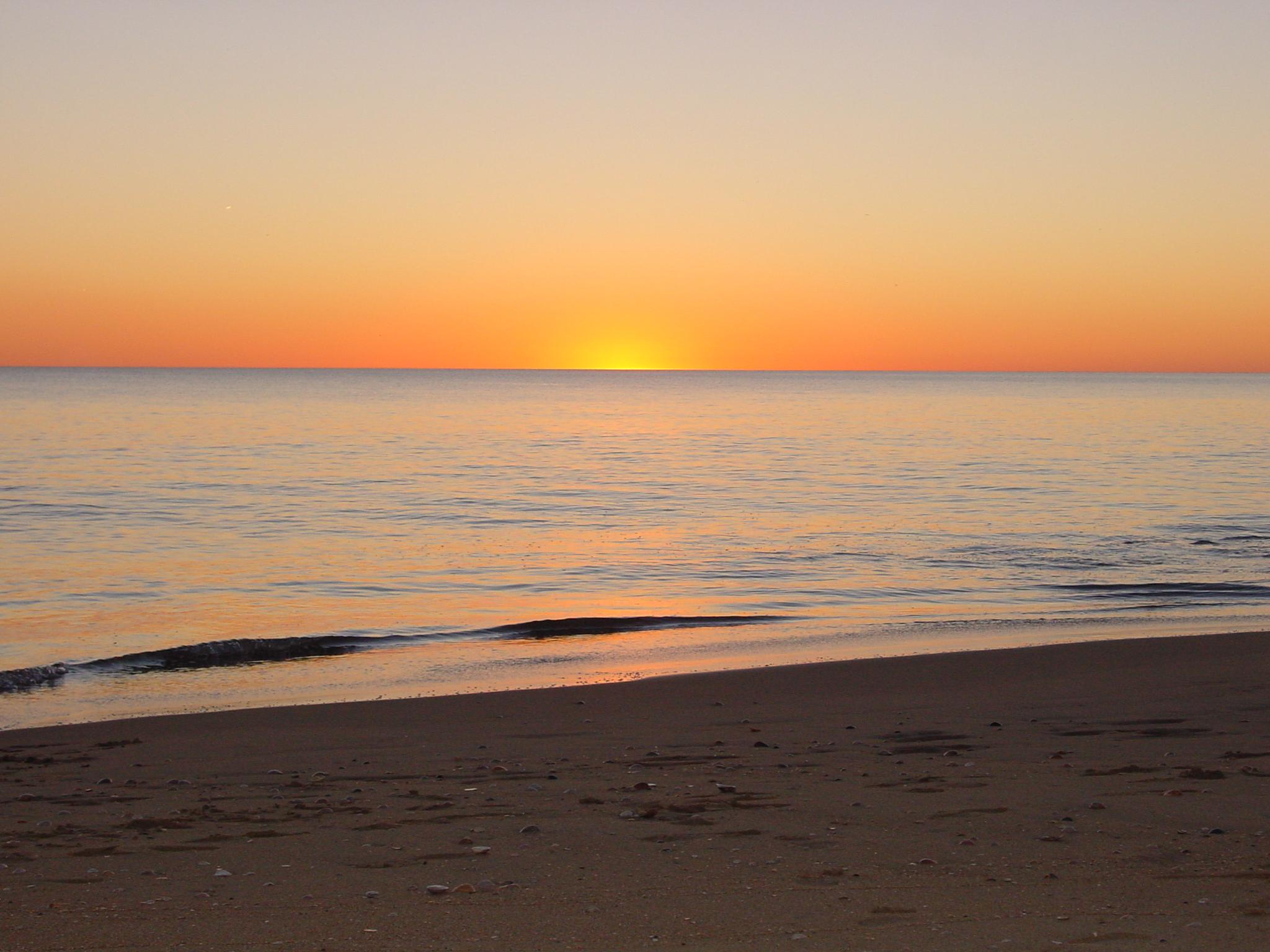 Playa Los Enebrales