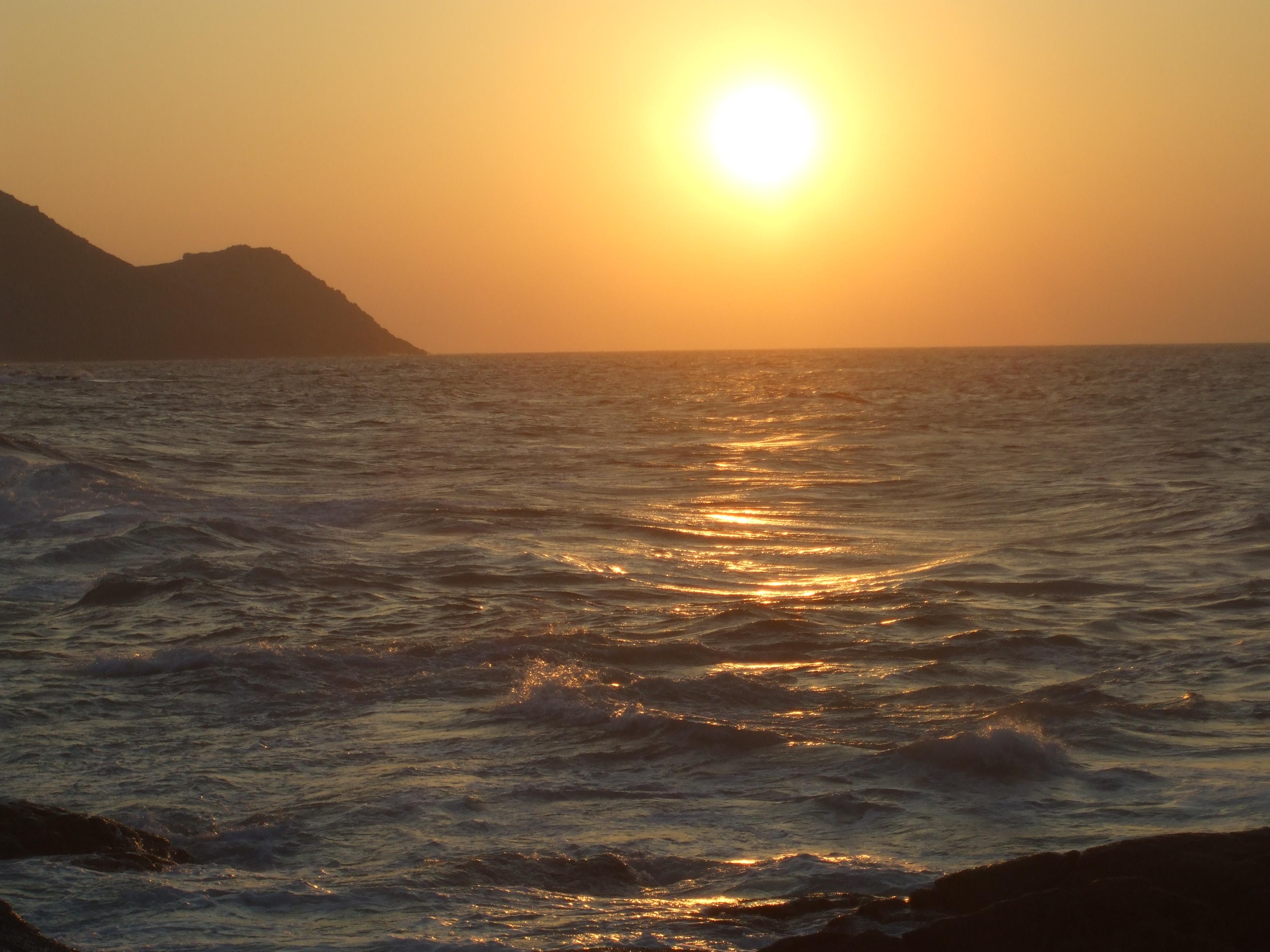 Foto playa Seiruga / Esteiro / Ceiruga. Agua a mares, para Chús