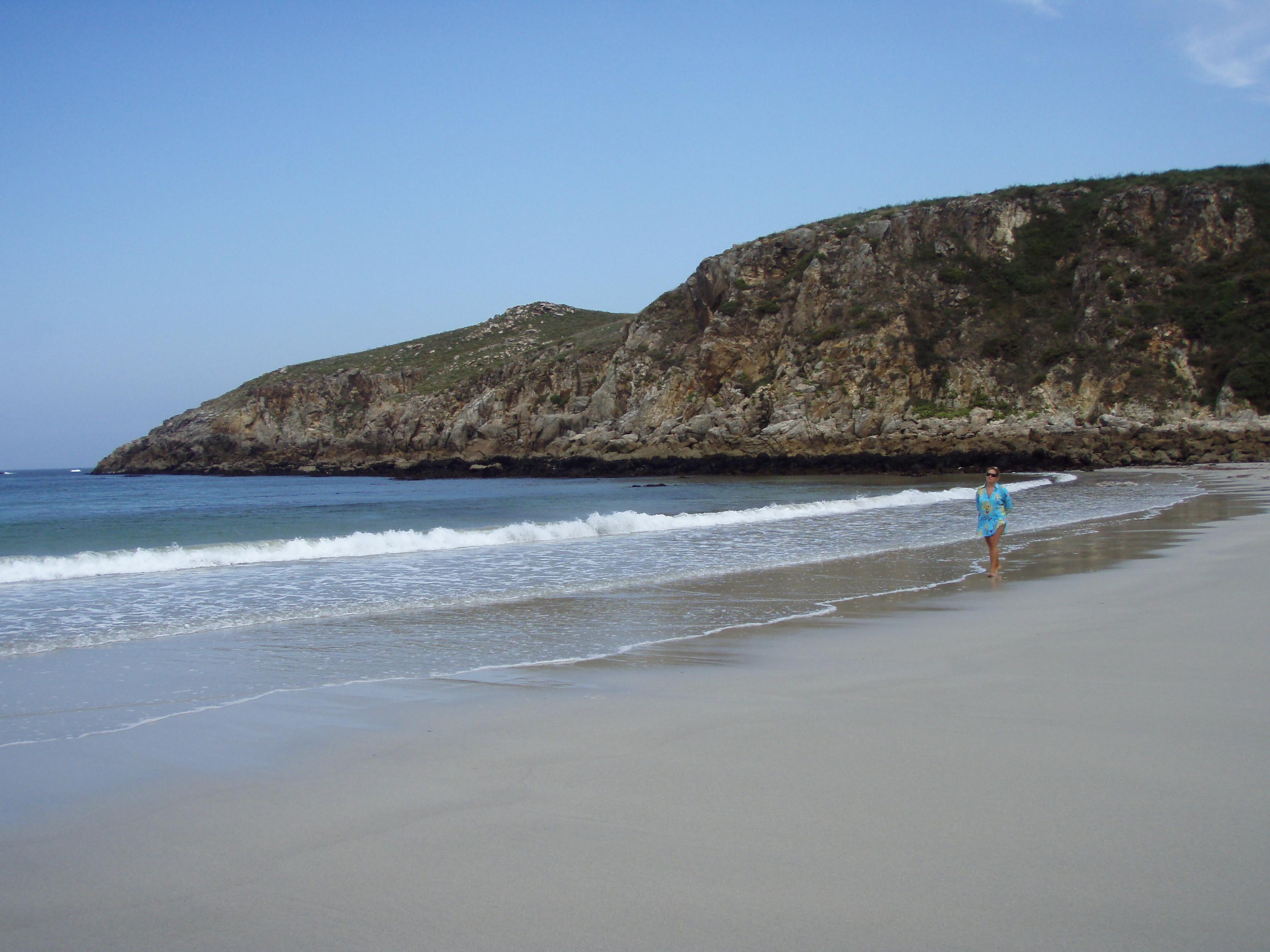 Foto playa Beo. Beo