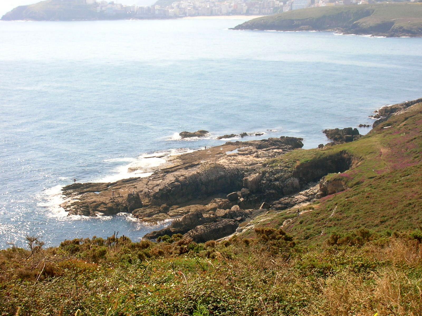 Foto playa Seaia. (MG) Cabo San Adrián, Malpica