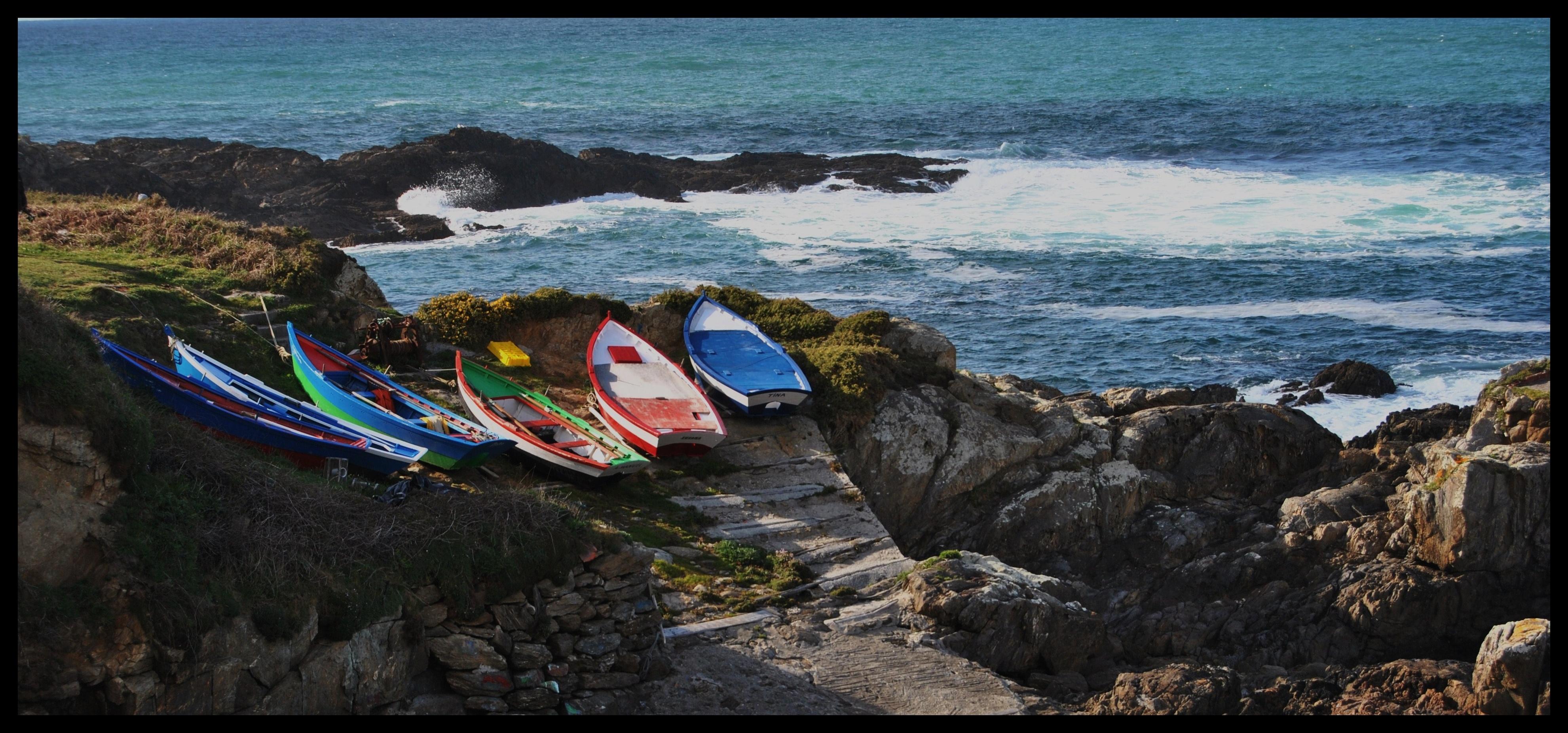 Foto playa Canido. DESCANSANDO AL SOL    ♪♫