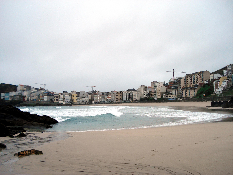 Foto playa Canido. Canido e Area Maior