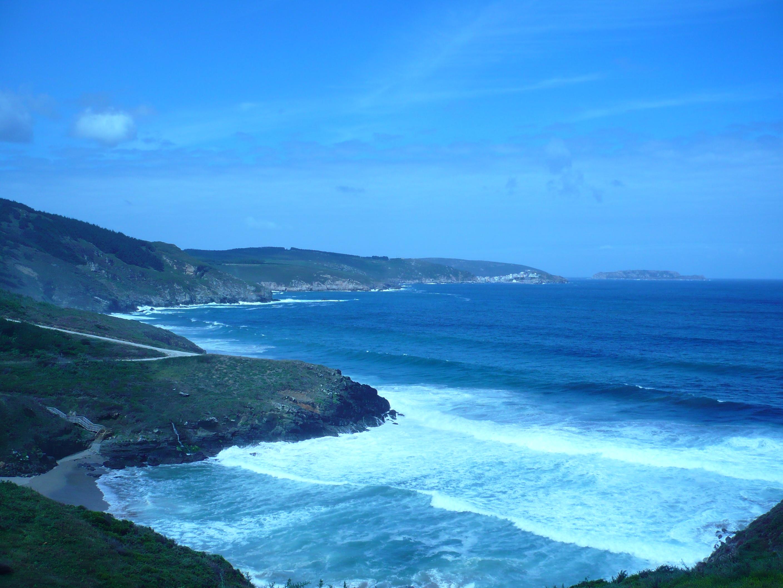 Foto playa San Miro. Malpica de lonxe