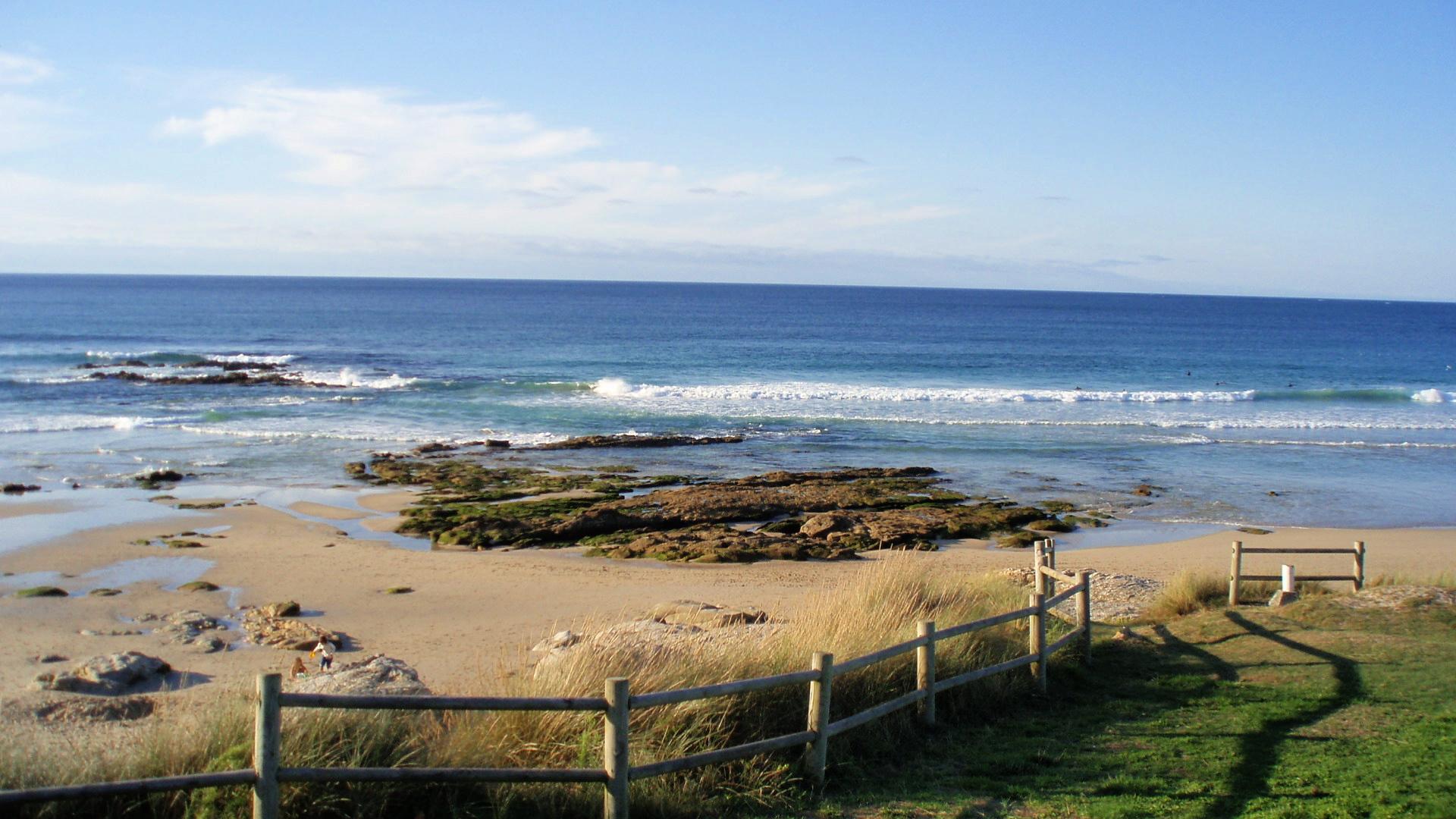 Foto playa Razo / Arnados. Playa de Razo (by pYpuS)