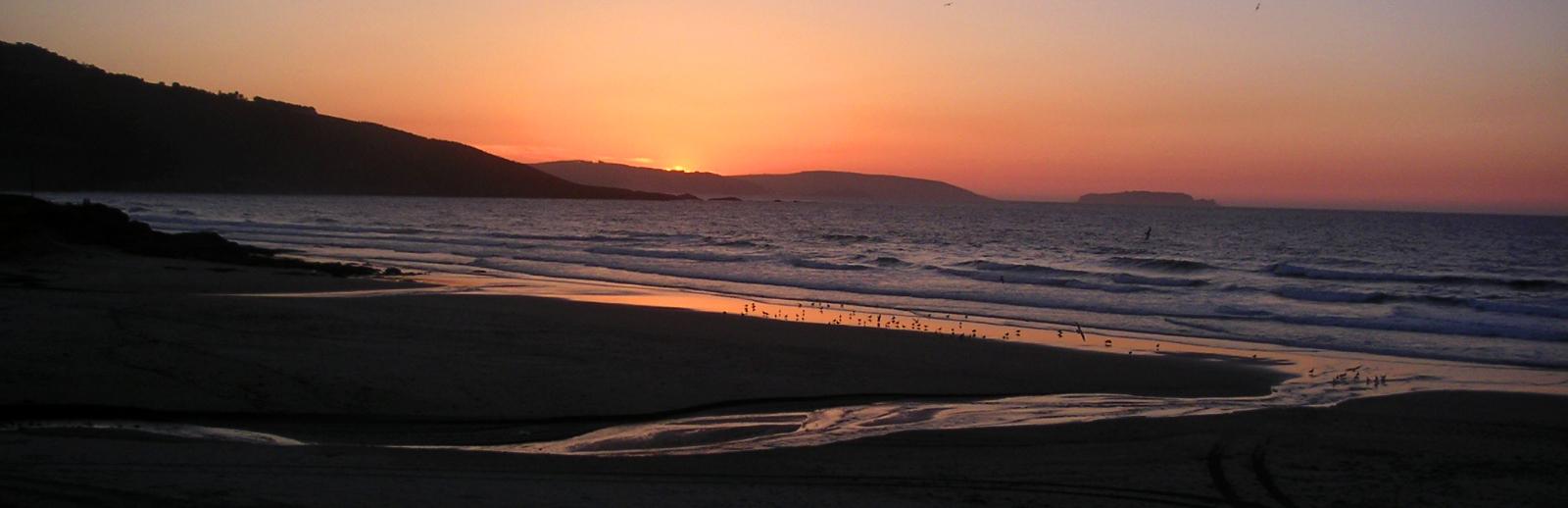 Foto playa Razo / Arnados.